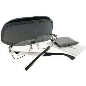 8553949bbd6 Emporio Armani Accessories - EA1057-3001-52 Men s Black Frame Eyeglasses